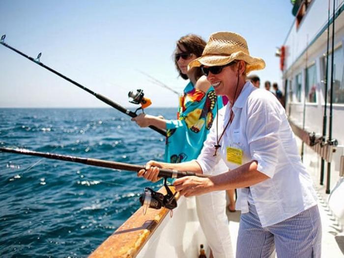 Mộng thấy đang đi câu cá cùng gia đình