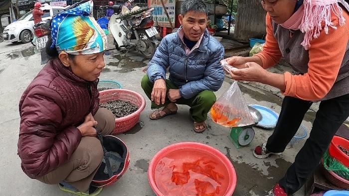 Mộng thấy mình đi chợ mua cá chép hãy đặt cược cặp số 19 - 88