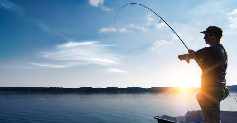 Mơ thấy bố đang cầm cần câu cá cho thấy công việc gặp rất nhiều khó khăn